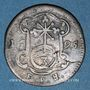 Coins Saxe. Frédéric Auguste I (1694-1733). 3 pfennig 1695 EPH