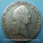 Coins Saxe. Frédéric Auguste III (1763-1806). Taler 1777 EDC