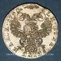 Coins Saxe. Frédéric Auguste III (1763-1806), vicaire impérial (1790). 2 groschen 1790. Dresde