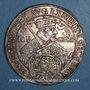 Coins Saxe. Jean Georges I (1615-1656). 1/2 taler 1630. 100e anniversaire de la Confession d'Augsbourg