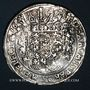 Coins Saxe. Jean Georges I (1615-1656). Taler 1624