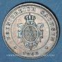 Coins Saxe. Jean I (1854-1873). 1 neugroschen 1863 B