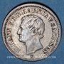 Coins Saxe. Jean I (1854-1873). 1 neugroschen 1867 B