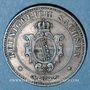 Coins Saxe. Jean I (1854-1873). 1 pfennig 1865 B
