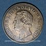 Coins Saxe. Jean I (1854-1873). 2 neugroschen 1869 B