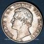 Coins Saxe. Jean I (1854-73). Taler des mines 1866 B
