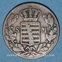 Coins Saxe-Meiningen. Bernard II Eric Freund (1803-1866). 2 pfennig 1842