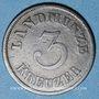 Coins Saxe-Meiningen. Bernard II Eric Freund (1803-1866). 3 kreuzer 1829 L