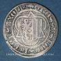 Coins Saxe-Meissen. Ernest, électeur et Albrecht, duc (1482-1485). 1/2 schwertgroschen 1482
