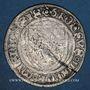 Coins Saxe-Meissen. Frédéric I, Guillaume II et Frédéric de Thuringe (1412-25). Schildgroschen 1424. Gotha