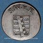 Coins Saxe-Weimar-Eisenach. Charles Auguste (1758-1828). 1 1/2 pfennig 1799