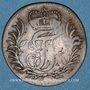Coins Schwarzbourg-Rudolstadt. Jean Frédéric (1744-1767). 2 pfennig 1761
