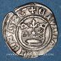 Coins Silésie-Schweidnitz. Louis II Jagellon (1506-1526). 1/2 groschen 1526