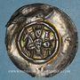 Coins Thuringe. Mühlhausen. Adolphe de Nassau (1292-1298). Bractéate