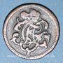 Coins Trèves. Archevêché. François Georges de Schoenborn-Puckheim (1729-1756). 1 pfennig 1749
