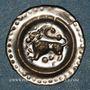 Coins Überlingen. Atelier royal. Bractéate (après 1295)