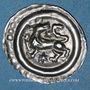 Coins Überlingen. Atelier royal. Frédéric II (1215-1250). Bractéate