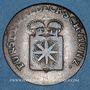 Coins Waldeck et Pyrmont. Charles Auguste Frédéric (1763-1812). 3 pfennig 1781 PS