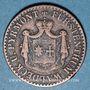 Coins Waldeck et Pyrmont. Georges Victor (1852-1893). 1 groschen 1867 B