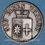 Coins Waldeck et Pyrmont. Georges Victor (1852-1893). 1 pfennig 1855 A