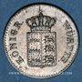 Coins Wurtemberg. Guillaume I (1816-1864). 1 kreuzer 1848