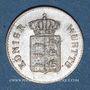 Coins Wurtemberg. Guillaume I (1816-1864). 1 kreuzer 1851