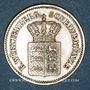 Coins Wurtemberg. Guillaume I (1816-1864). 1 kreuzer 1861