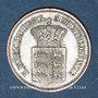 Coins Wurtemberg. Guillaume I (1816-1864). 1 kreuzer 1862