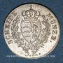 Coins Wurtemberg. Guillaume I (1816-1864). 3 kreuzer 1826