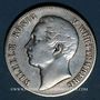 Coins Wurtemberg. Guillaume I (1816-1864). Taler 1833W