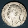 Coins Wurtemberg. Guillaume I (1816-1864). Taler 1862