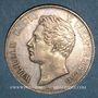 Coins Wurtemberg. Guillaume I (1816-64). Double taler (= 3 1/2 florins) 1846. Mariage de Charles et d'Olga