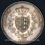 Coins Wurtemberg. Guillaume I (1816-64). Taler 1825