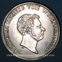 Coins Wurtemberg. Guillaume I (1816-64). Taler 1833W