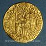 Coins Allemagne. Frise orientale. Edzard II & Johannes (1566-1591). Golgulden 1574. 3,35 g.