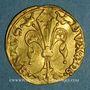 Coins Autriche. Albert II (1330-1358). Goldgulden. Judenburg