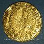 Coins Bohème. Rodolphe II (1576-1612). Ducat 1594. Prague. 3,45 g.