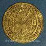 Coins Brandenbourg-Ansbach. Joachim-Ernst (1603-1625). Ducat 1623. 3,45 g.