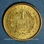 Coins Etats Unis. 1 dollar 1851. (PTL 900‰. 1,67 g)