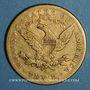 Coins Etats Unis. 10 dollars 1905 S. San Francisco (PTL 900‰. 16,71 g)