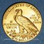 Coins Etats Unis. 2 1/2 dollars 1926. Tête d'indien. (PTL 900‰. 4,18 g)