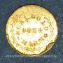 Coins Etats Unis. Californie.  California Gold-Charm 1884