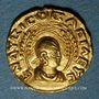 Coins Ethiopie. Royaume d'Axoum. Endubis (vers 270-290). 1/2 aureus