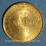 Coins Finlande. Nicolas II (1894-1917). 20 markkaa 1912 S. (PTL 900‰. 6,45 g)