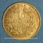 Coins Grèce. Georges I (1863-1913). 10 drachmes 1876 A. (PTL 900‰. 3,22 g)