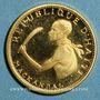 Coins Haïti. République (1863- /). 20 gourdes 1967. 10e anniversaire de la révolution. (PTL 900‰. 3,95 g)