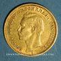 Coins Hesse. Ernest Ludwig (1892-1918). 10 mark 1898 A (PTL 900‰. 3,98 g)
