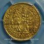 Coins Hongrie. Matthias II (1608-1619). Ducat 1614 NB. Nagybanya