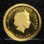 Coins Iles Cook. Elisabeth II (1952 -/). 1 dollar 2013 (PTL 999‰. 0,5 g)