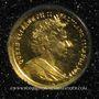 Coins Iles Malouines. Elisabeth II (1952 - /). 1/64 crown 2001 (PTL 999‰. 0,5 g)
